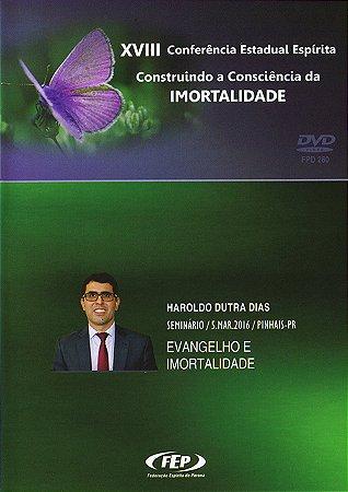 DVD-XVIII CEE Evangelho e Imortalidade