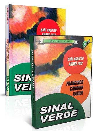 Kit- Sinal Verde (Livro+MP3)