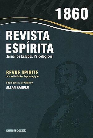 Revista Espírita-1860- Ano III