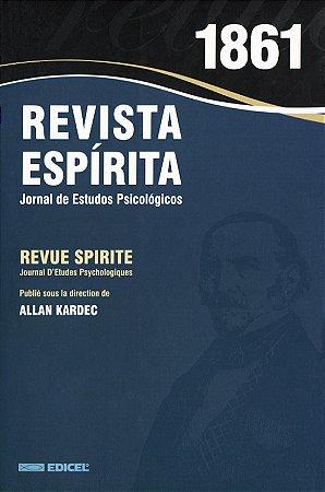 Revista Espírita-1861- Ano IV