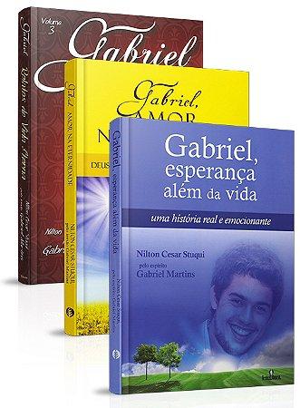 Coleção - Gabriel, Relatos de Amor e Esperança