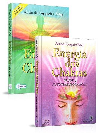 Kit- Energia dos Chakras II