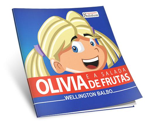 Olívia e a Salada de Frutas