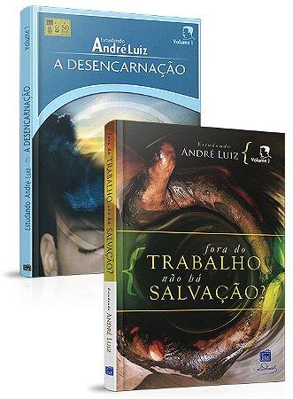 Coleção- Estudando André Luiz