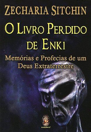 Livro Perdido de Enki (O)