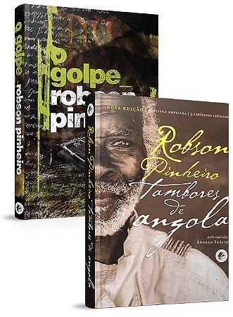 Kit- O Golpe + Tambores de Angola