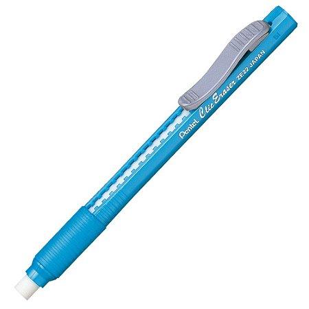 Borracha Clic Eraser Azul Claro - ZE22-S