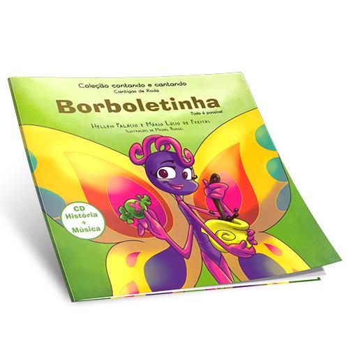 Borboletinha-Tudo É Possível