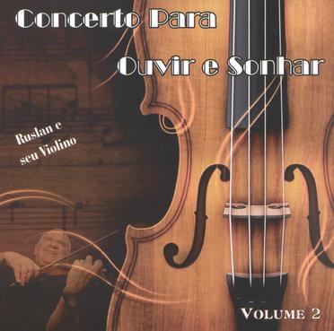 CD-Conc.p/ Ouvir e Sonhar.V.2