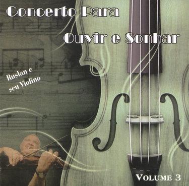 CD-Conc.p/ Ouvir e Sonhar.V.3