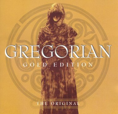 CD-Gregorian Gold Edition Vol.1