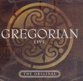 CD-GREGORIAN LIVE