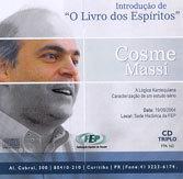 CD-INTRODUÇÃO DE O LIVRO DOS ESP.(TRIPLO)