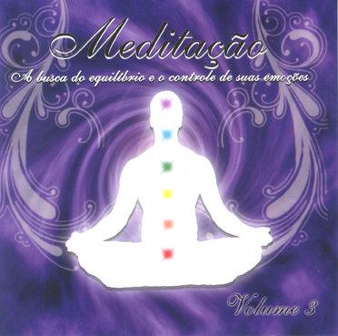 CD-Meditação Vol 3