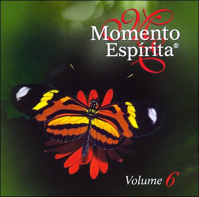 CD-Momento Espírita Vol 6