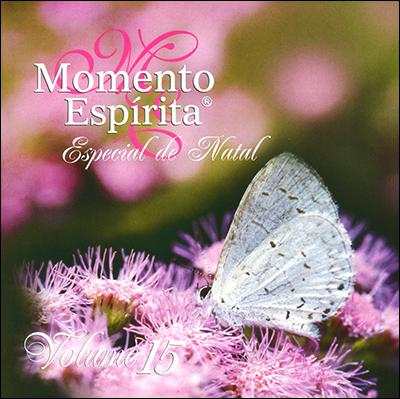 CD-Momento Espírita Vol15 Esp.De Natal