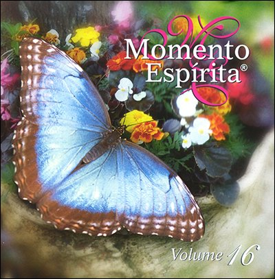 CD-Momento Espírita Vol16