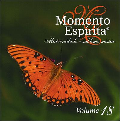 CD-Momento Espírita Vol18