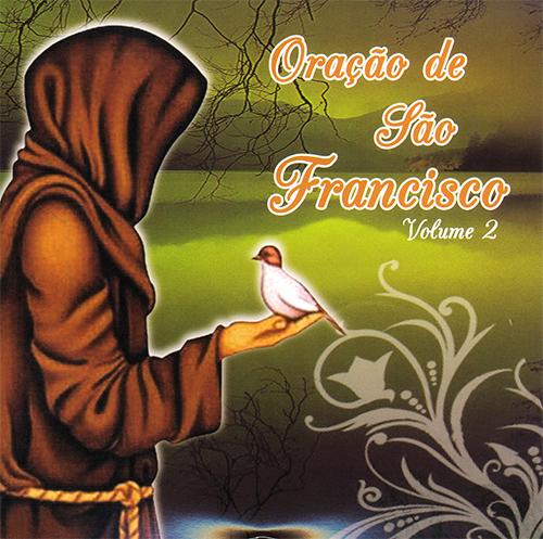 CD-Oração de São Franc.Vol.2