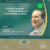 CD-Quatro Periodos da Hum. Ante a Imort.Alma (Os)