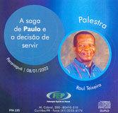 CD-Saga de Paulo e a Decisão de Servir(Duplo)