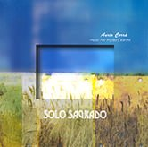 CD-Solo Sagrado