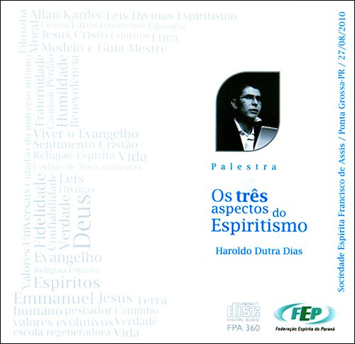 CD-Três Aspectos do Espiritismo (O)