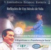 CD-V Cee Espiritismo e a Transf.Social (O)(Duplo)