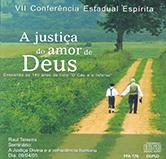 CD-Vii Cee Justiça Divina e a c