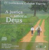 CD-Vii Cee Justiça do Amor de Deus (A)