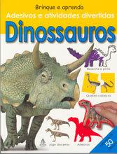 Dinossauros,Brinque e Aprenda