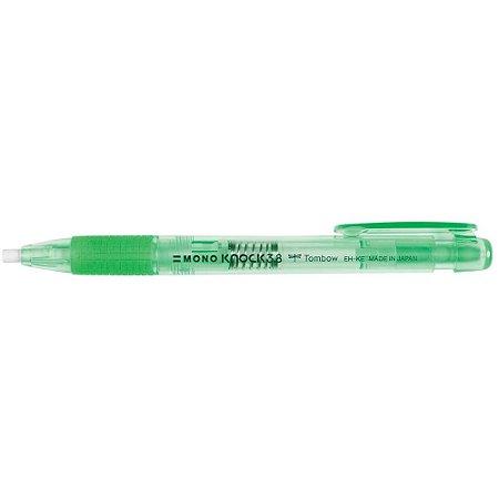 Caneta Borracha Tombow Mono Knock 3.8 Verde