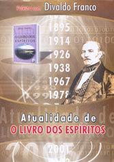 DVD-Atualidade de o Livro dos Espíritos