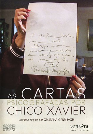 DVD-Cartas Psicografadas de Chico Xavier (As)