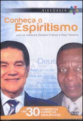DVD-Conheça o Espiritismo