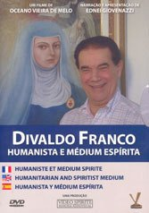 DVD-Divaldo Franco-Humanista E Médium Espirita (Duplo)