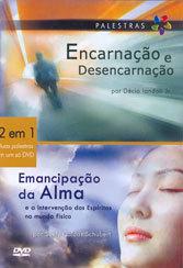 DVD-Encarnação e Desencarnação (Duplo) Emancipação da Alma