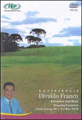 DVD-Encontro Com Deus