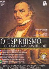 DVD-Espiritismo de Kardec aos Dias de Hoje (O)