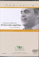 DVD-ESTRUTURA DIDÁTICA DE O LIV DOS ESP (DUPLO)