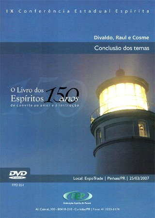 DVD-Ix Cee Conclusão dos Temas