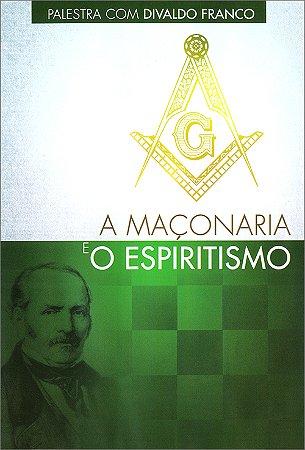 DVD-Maçonaria e o Espiritismo (A)