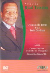 DVD-Natal de Jesus e as Leis Divinas (O)