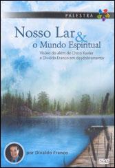 DVD-Nosso Lar e O Mundo Espiritual