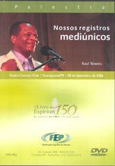 DVD-Nossos Registros Mediúnicos