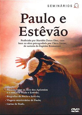 DVD-Paulo e Estevão