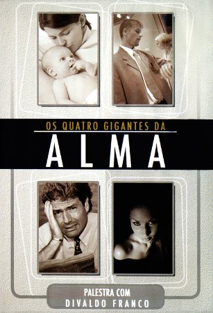 DVD-Quatro Gigantes da Alma (Os)