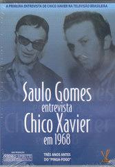DVD-Saulo Gomes Entrevista Chico Xavier