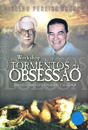 DVD-Workshop Tormentos Da Obsessão