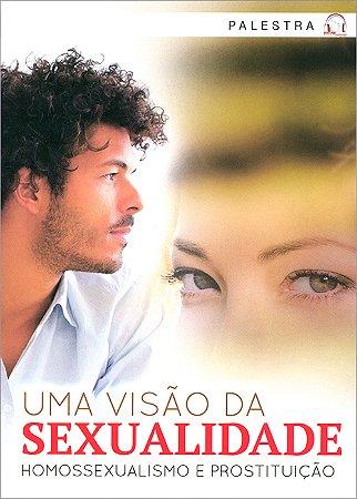 DVD-Uma Visão da Sexualidade Homossex. e Prostituição